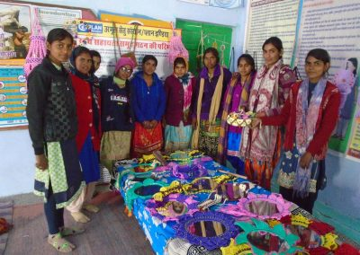 Girls empowerment through education and vocational training